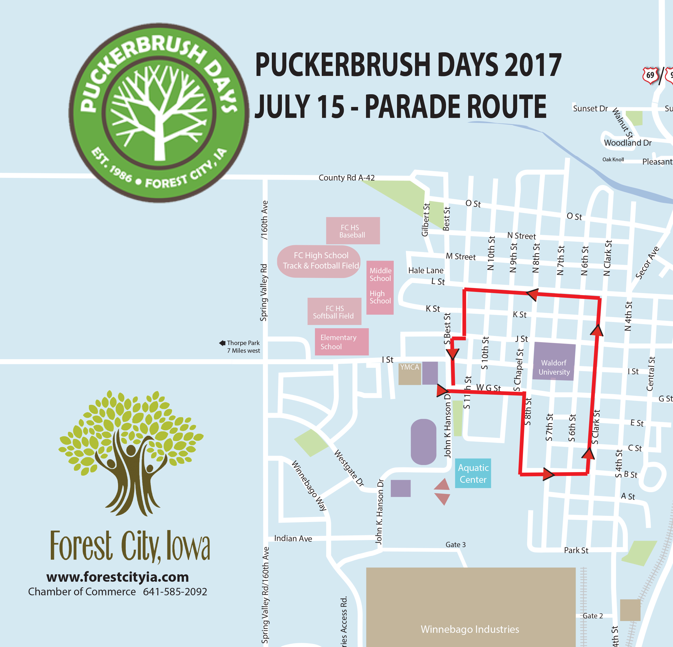 Puckerbrush Days 2017 Forest City Iowa Fire Truck Schematic Other Activities Include Authors Meet And Greet Rides A Craft Show
