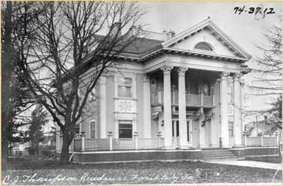 Mansion Museum   Forest City, Iowa
