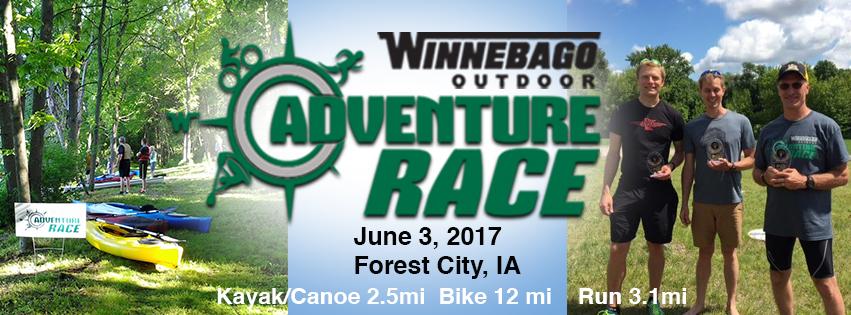 Winnebago Outdoor Adventure Race
